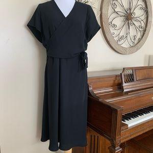 EVAN-PICCONE Size 18W Black Cocktail Dress